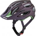 Alpina Carapax Enduro helmet black and green
