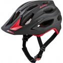 Alpina Carapax Enduro helmet black and pink