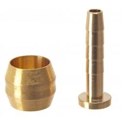 Oliva y pin Shimano (2.3mm) para frenos hidraulicos de disco