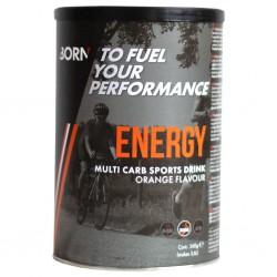 BORN Energy Multi Carb sport drink 540gr-3.6liters