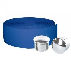 Cinta de manillar VELOX Maxi Cork azul