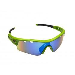 Extreme X1 Polarized sunglasses Green