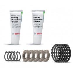 Kit Bosch 2 de grasa y anillo protector rodamiento motor