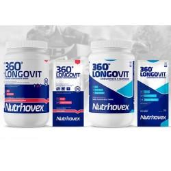 Nutrinovex Longovit 360 isotonic long energy endurance