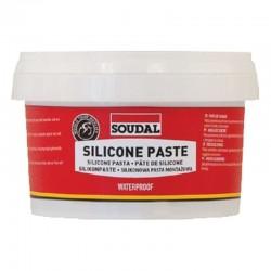 Grasa de silicona Soudal para plástico y metal 200ml