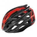 WAG GT3000 helmet black and red