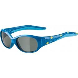 Gafas de sol para niños Alpina Flexxy Kids azules
