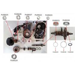 Rodamientos para motores Impulse 2.0