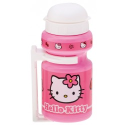 Bidón Hello Kitty 300 ml con soporte