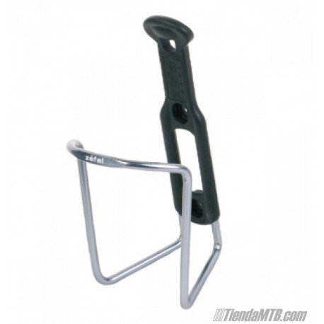 Zefal 124 plata portabidón aluminio