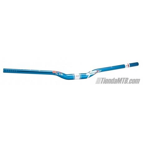 XLC Pro Ride Riser-Bar HB-M16 780 mm azul