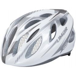 Limar 660 Superlight helmet white silver